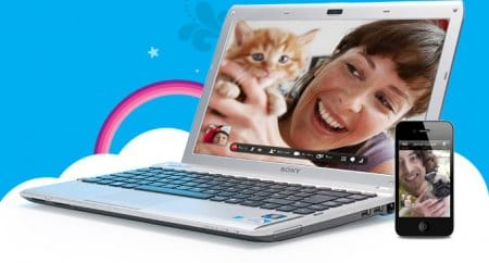 Skype Rus 6 для Windows 8